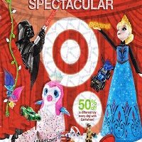 Target Holiday Toy Spectacular Book 2016
