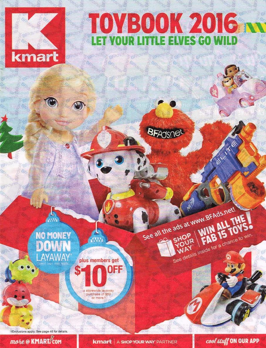 Kmart Christmas Toy Book 2020 Kmart Christmas Toy Book 2020 | Uytfvf.christmasholiday2020.info