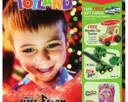 Mills Fleet Farm Toy Catalog