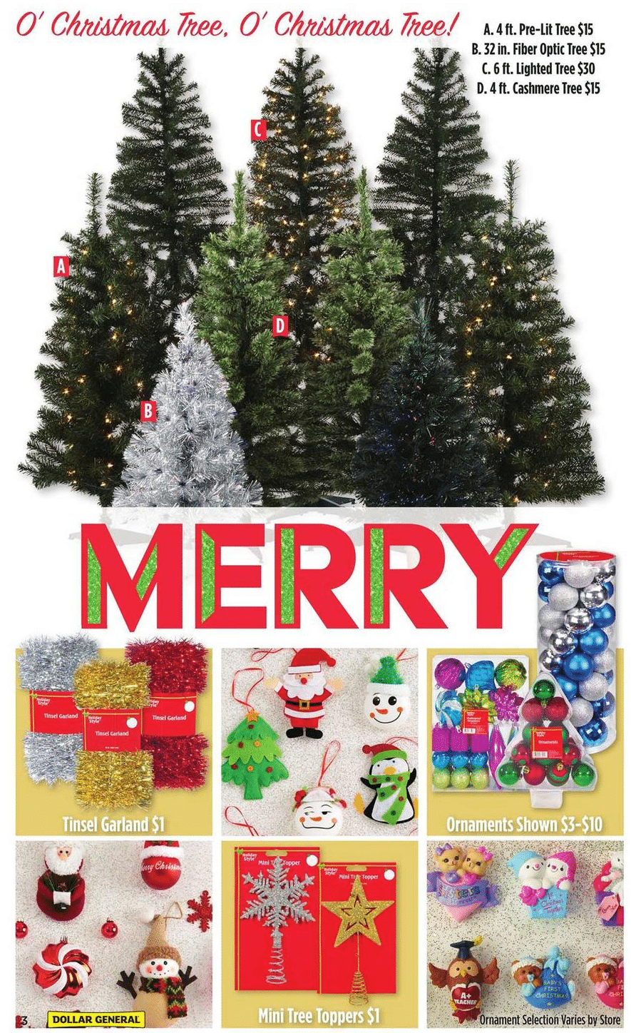 dollar general christmas gift boxes
