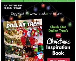 Dollar Tree Black Friday Sales 2019