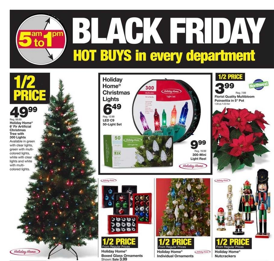 Fred Meyer Home Decor: Fred Meyer Holiday Home Christmas Lights