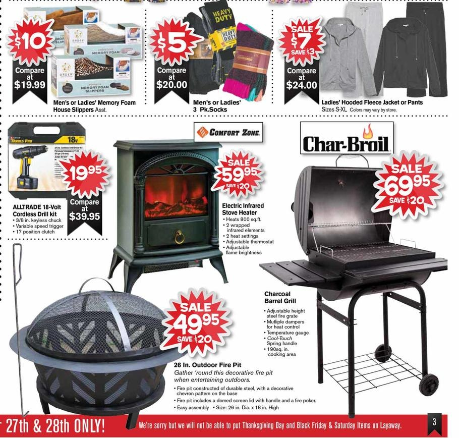 Fred S Super Dollar Black Friday Ad 2015