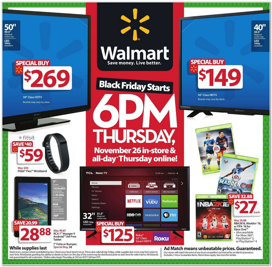 walmart black friday 2018 flyer for walmart - Dolap.magnetband.co