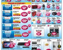 Brandsmart Black Friday Sale Ad 2018