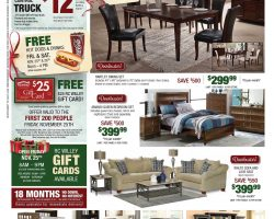 View Rc Willey Black Friday 2016 Ad Save With This Year S Doorbuster Furniture Deals On Cardiff Sofa And Love Seat
