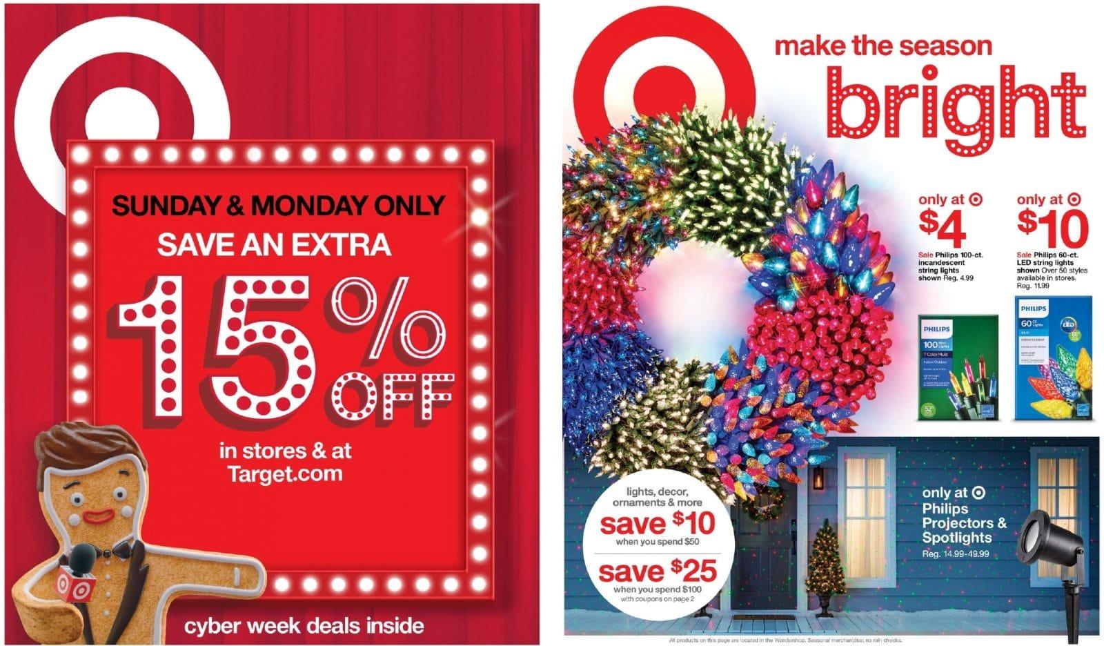 Target Cyber Week