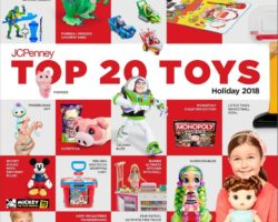 JCPenney Top 20 Toys
