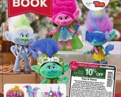 Fred Meyer Toy Book 2016