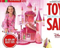 JCPenney Toy Book 2016
