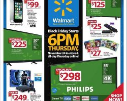 Walmart 2016 Black Friday