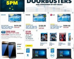 Best Buy 2016 Black Friday