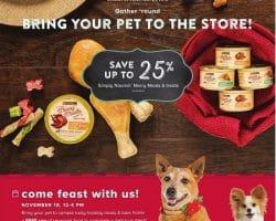 PetSmart Holiday Book 2016 Ad