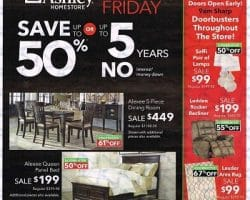 Ashley Furniture 2016 Black Friday