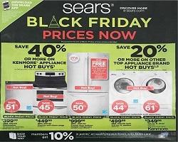 Sears 2016 Pre-Black Friday