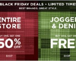 pacsun black friday deals 2019
