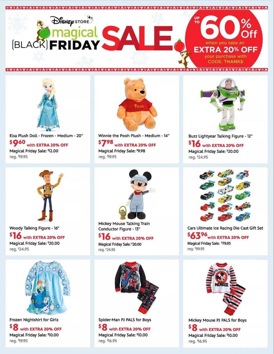 Disney Store Black Friday 2019 Ad, Deals & Sales ...