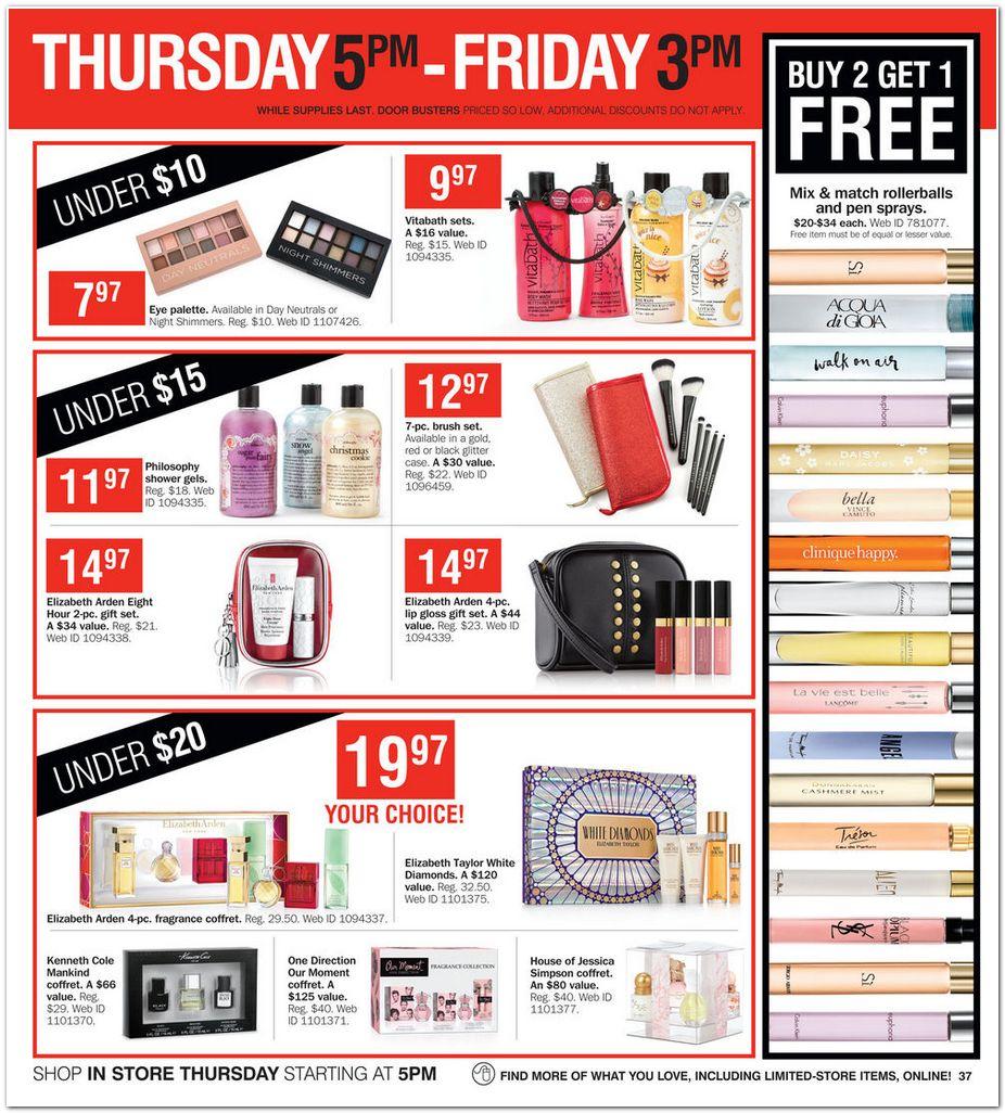Boston Store Black Friday Ad 2016
