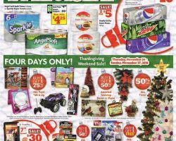 Save with this year Family Dollar Black Friday deals on: Christmas Trees and Holiday Ornaments, ...