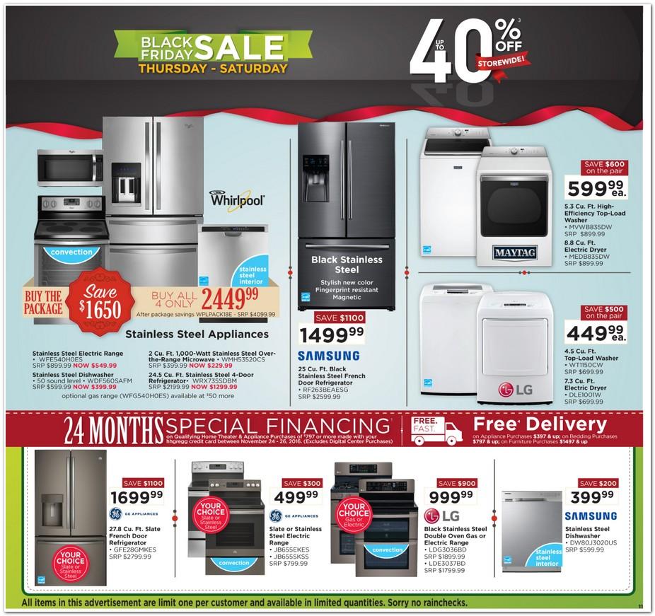 Home Depot Black Friday Refrigerator Sale Image Of Refrigerator