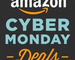 Amazon Cyber Monday 2016 Ad