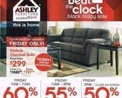 Ashley Furniture Black Friday 2017