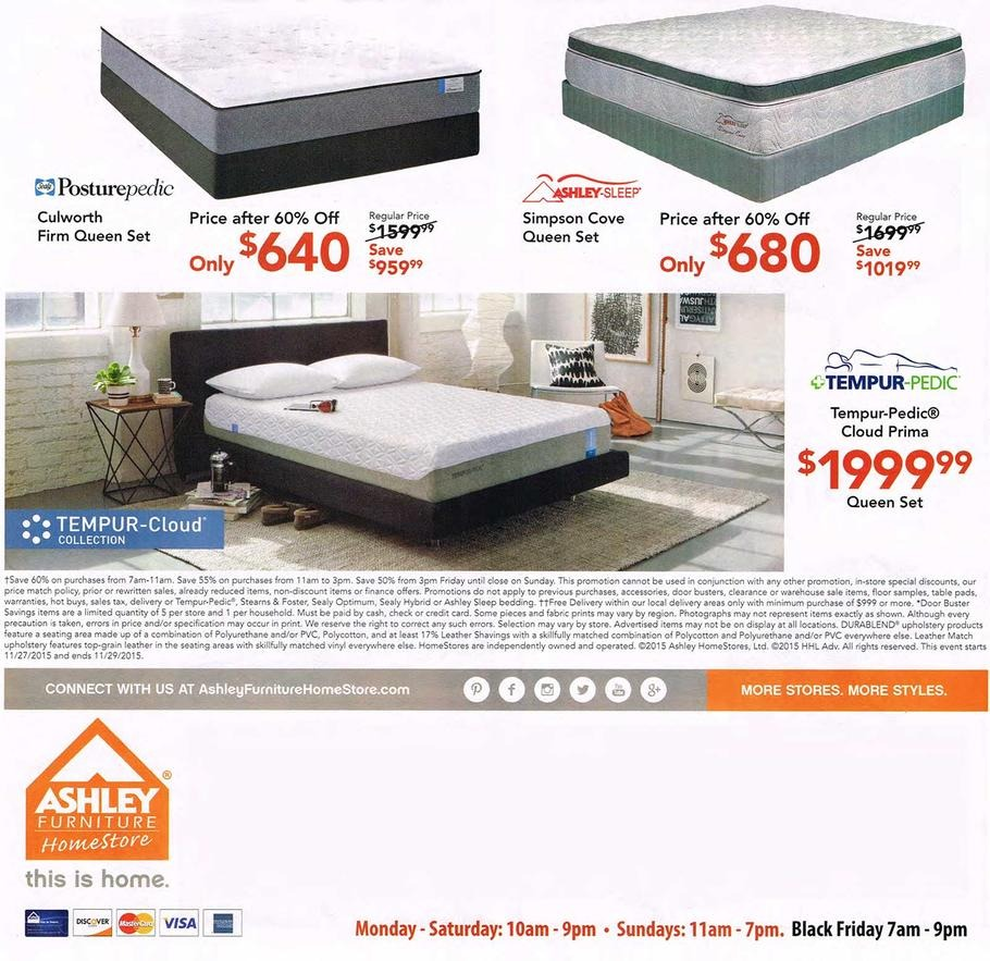 Ashley Furniture Black Friday Ads 2016: Ashley Furniture Black Friday Ad 2015