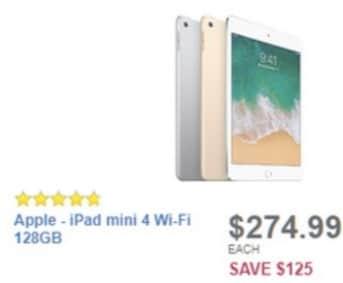 Best Buy_Apple iPad