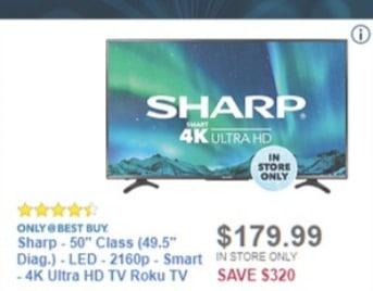 Best Buy_Sharp
