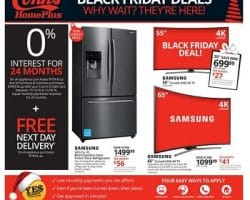 Conn's Pre-Black Friday Ad
