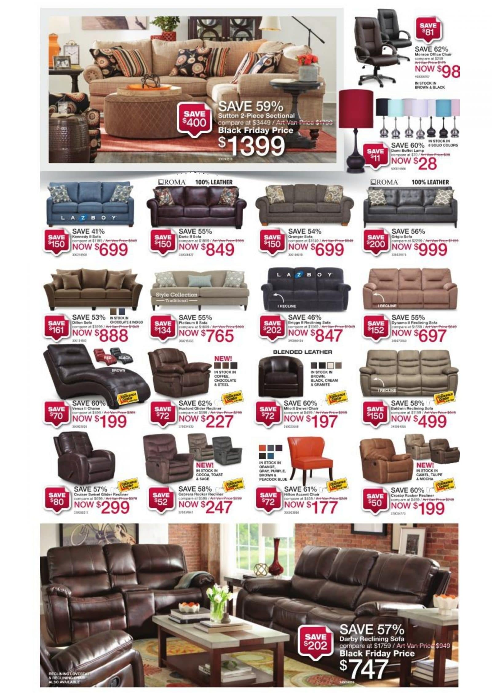 Shop Art Van for savings on quality indoor and outdoor home furniture. Locate a furniture store near you—now serving Michigan, Indiana, Ohio, Iowa, and Chicago.