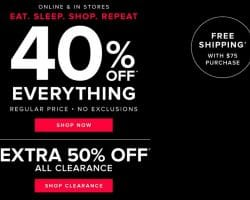 Torrid Black Friday 2016