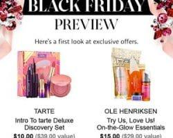 Sephora Black Friday Ad 2016