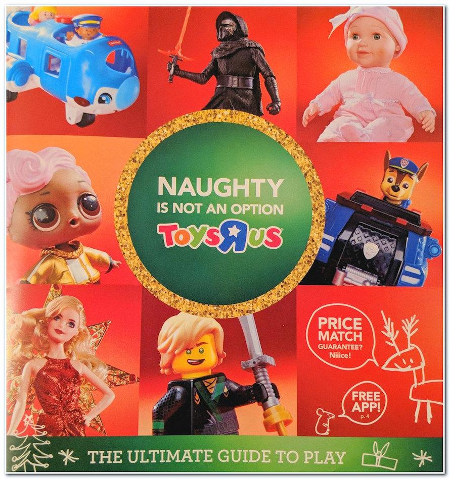 Toys N Joys Website : Toys r us toy book
