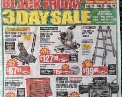 Harbor Freight Tools Black Friday 2017