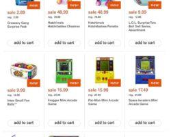 Shopko Toy Catalog