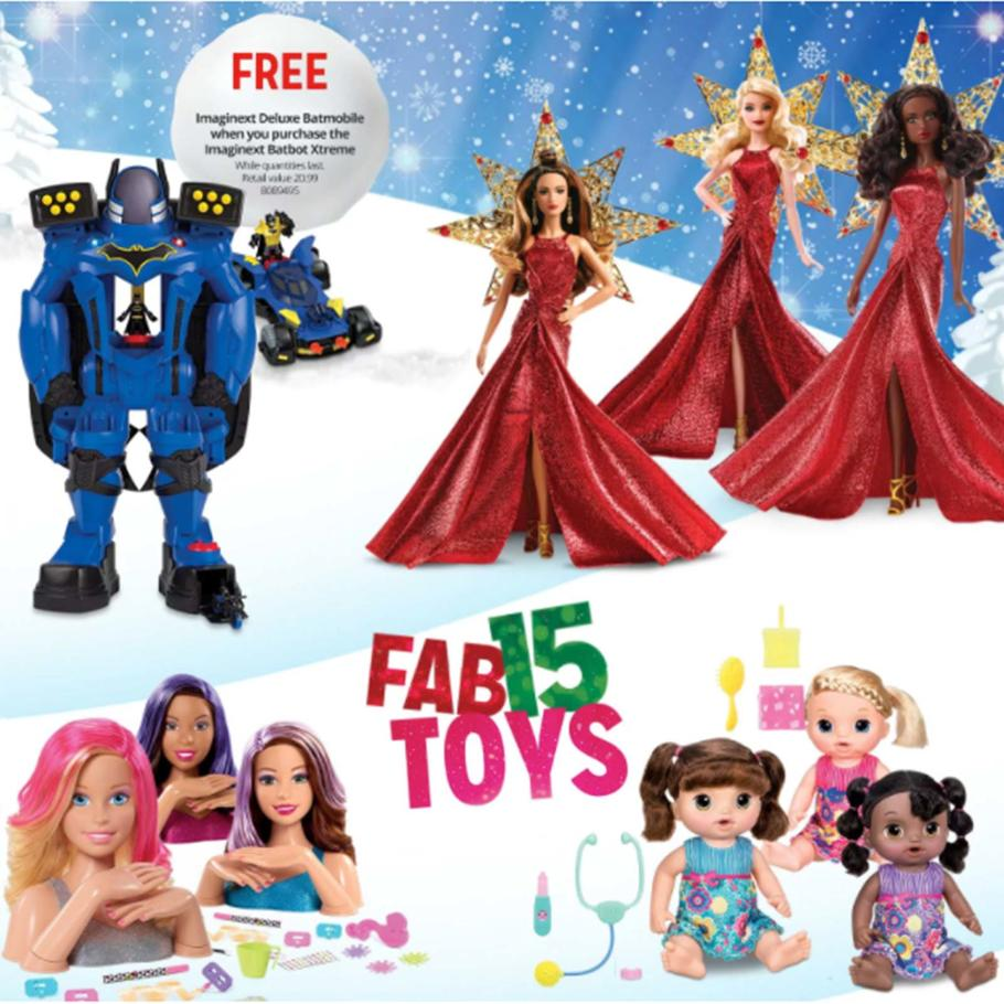 Kmart Holiday Toy Book 2017
