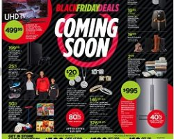 JCPenney Black Friday Ad 2017