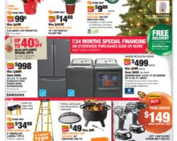 home depot black friday ad 2017 - Home Depot Black Friday Christmas Decorations