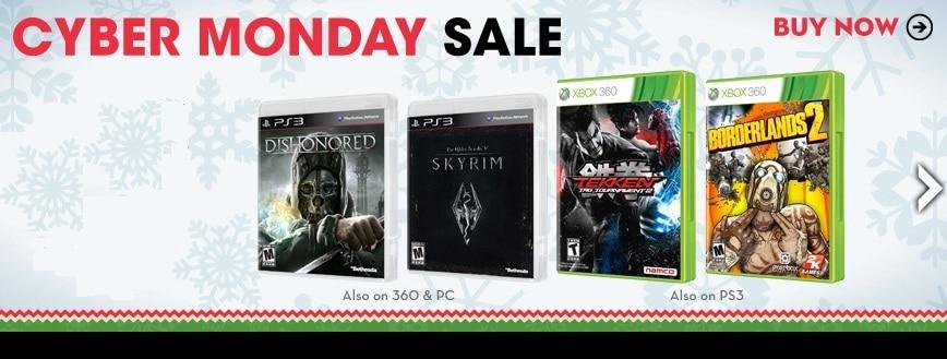 GameStop Cyber Deals
