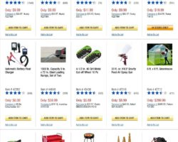 Harbor Freight Cyber Deals