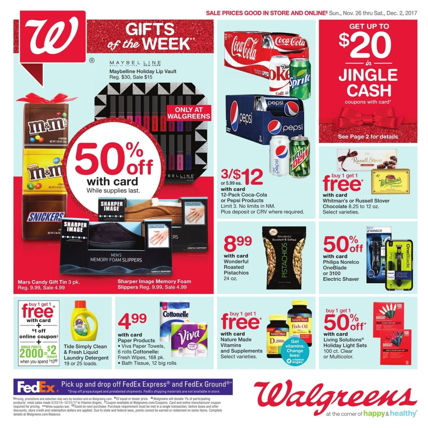 Walgreens Cyber Monday