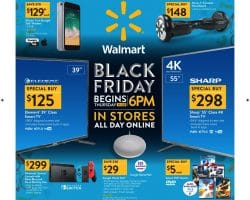 Walmart Black Friday Ad 2017
