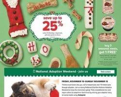 PetSmart Holiday Book 2017