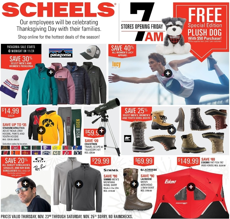 5adeec2ff9 Scheels Black Friday Ad 2017