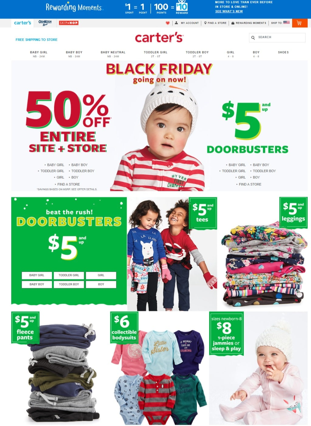 9634f9426 Carter s Black Friday Ad 2017