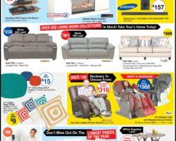 American Furniture Warehouse Black Friday Ad 2017
