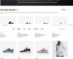 Nike Black Friday 2019