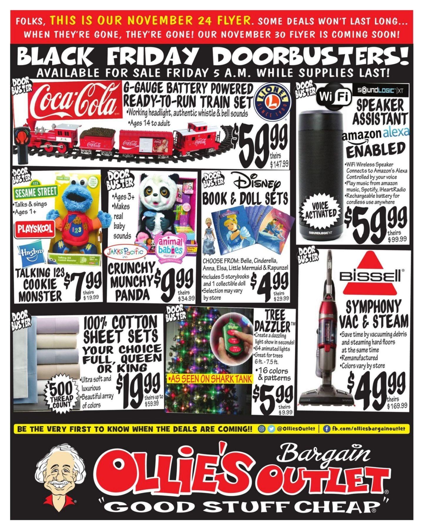 Ollie S Black Friday Ad 2017