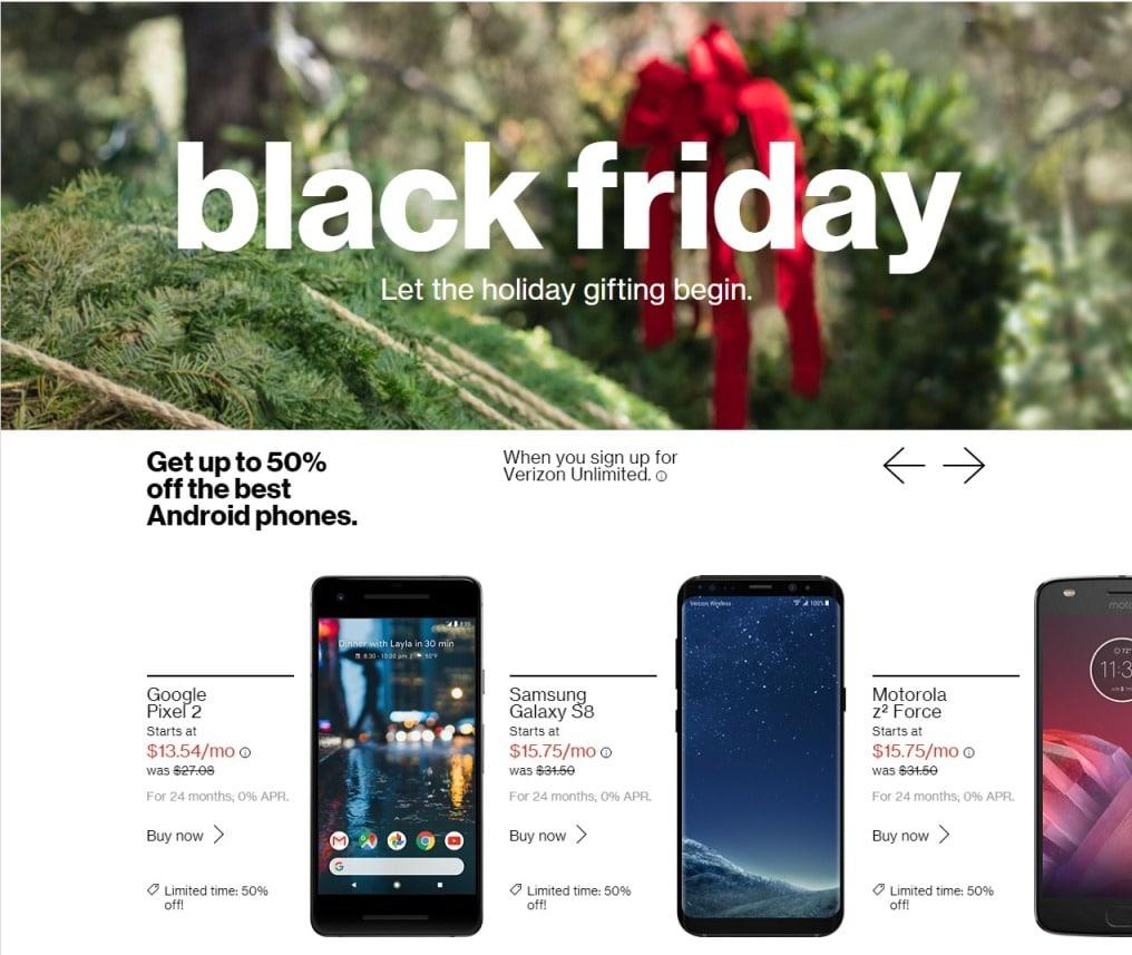 Verizon Black Friday